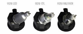 Beam Surface 240V GU10 Lamps